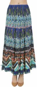 Bila bohemian maxi skirt