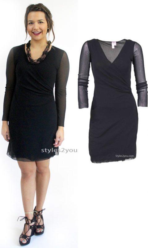 Sweet Pea Clothing Little Black Dress