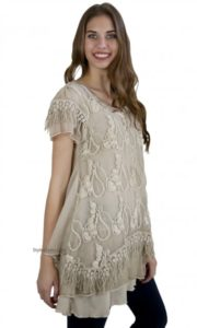 Pretty Angel shirt dress