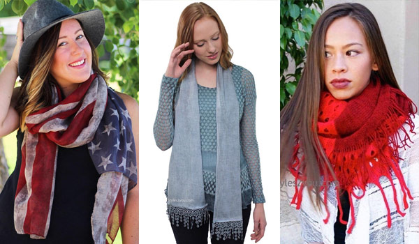 a scarf for every season